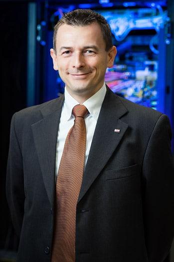 Porträt IKT-GeschäftsführerDr. Andreas Singer